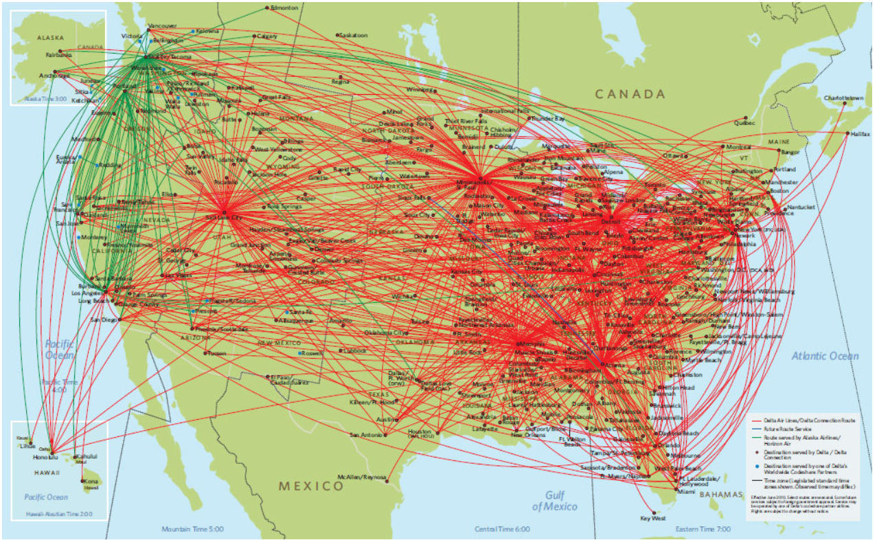 Diagram Of World Map Air Flights More Maps Diagram And Concept - Us airways location map