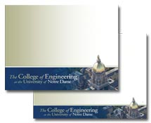 the college of engineering at the university of notre dame | news, Presentation templates
