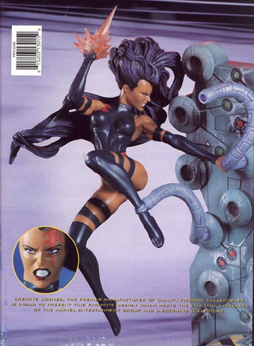 New Psylocke Pictures