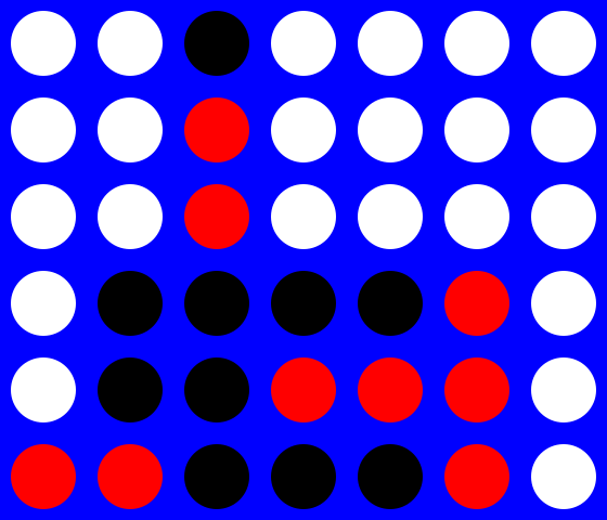 Project 01: Connect 4