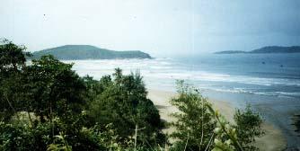 Binaga Beach