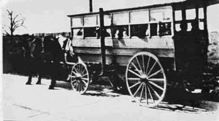 4 Corners of the World: First School Buses