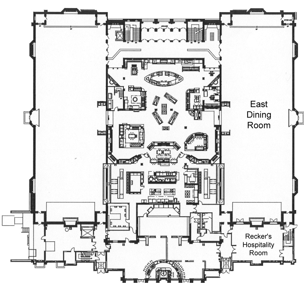 University Of Notre Dame -- Programming Venues