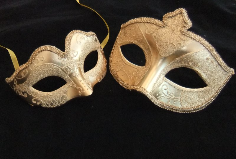 Masked Ball Invitations as good invitation ideas